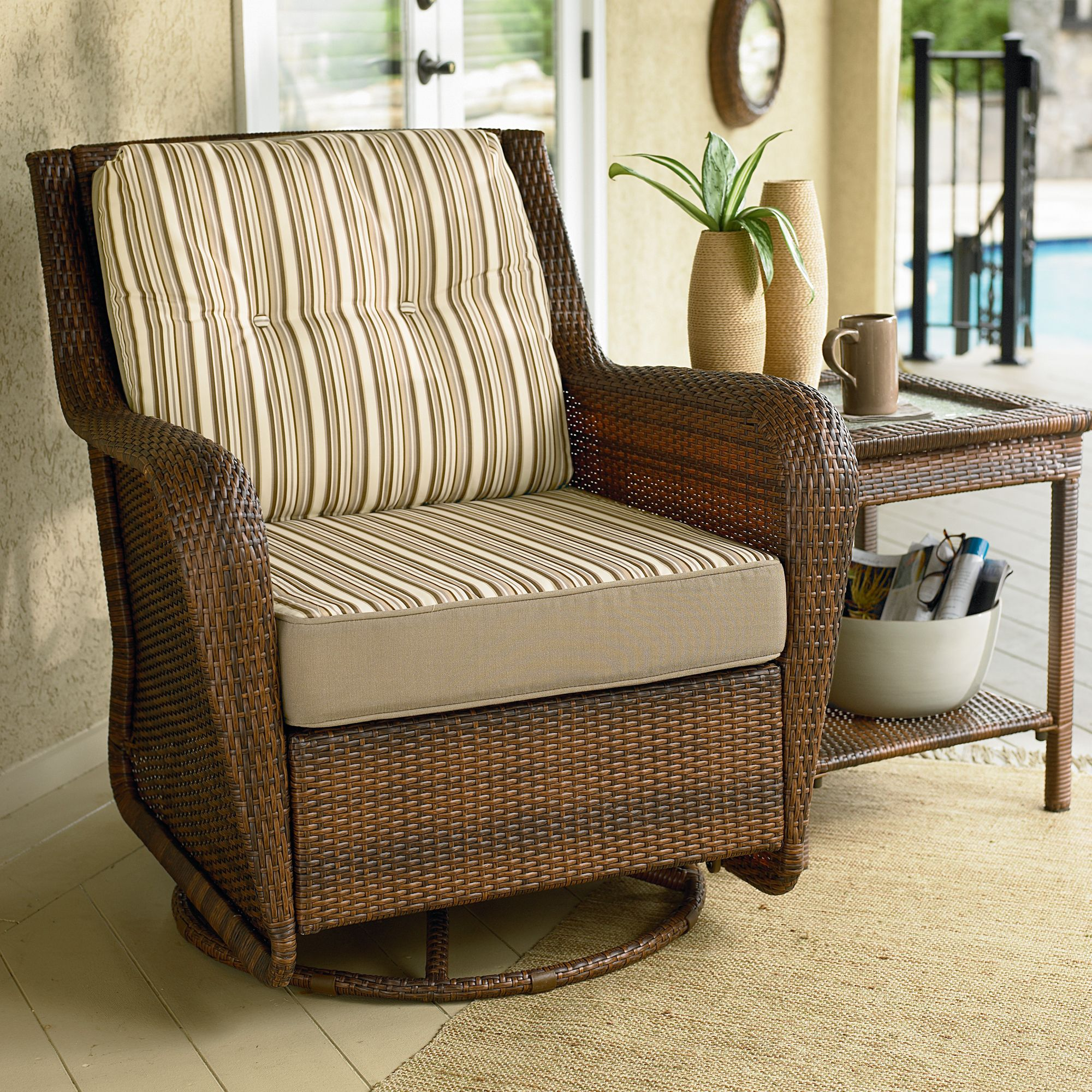Glider Patio Chairs Patio Furniture Glider Chairs Roselawnlutheran