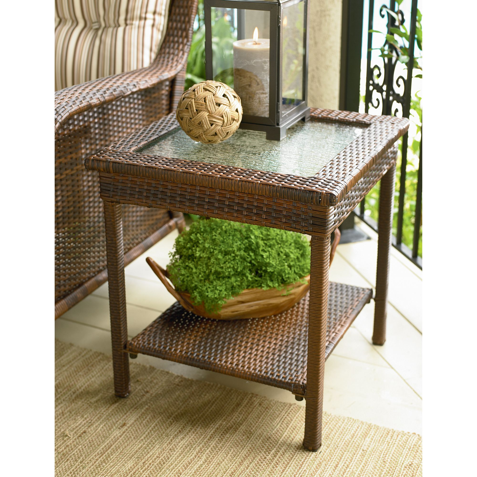 kitchen chair cushions canadian tire target grey mayfield lamp table transform your outdoor décor with