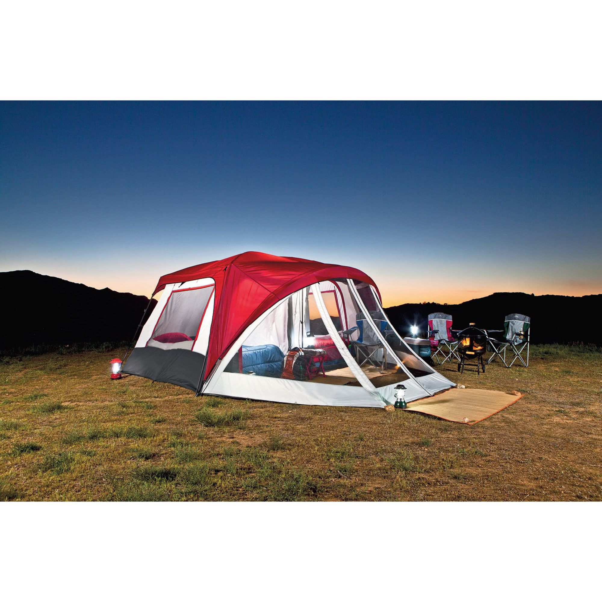 Northwest Territory Regal Creek Tent - Fitness & Sports Outdoor Activities Camping Hiking