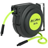Legacy ZillaReel Hose Reel with 3/8 in. x 50ft. Flexzilla ...