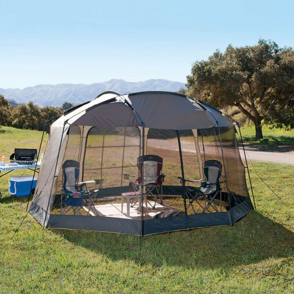 Northwest Territory 12 Ft. Screenhouse Online Shopping & Earn Points Tools