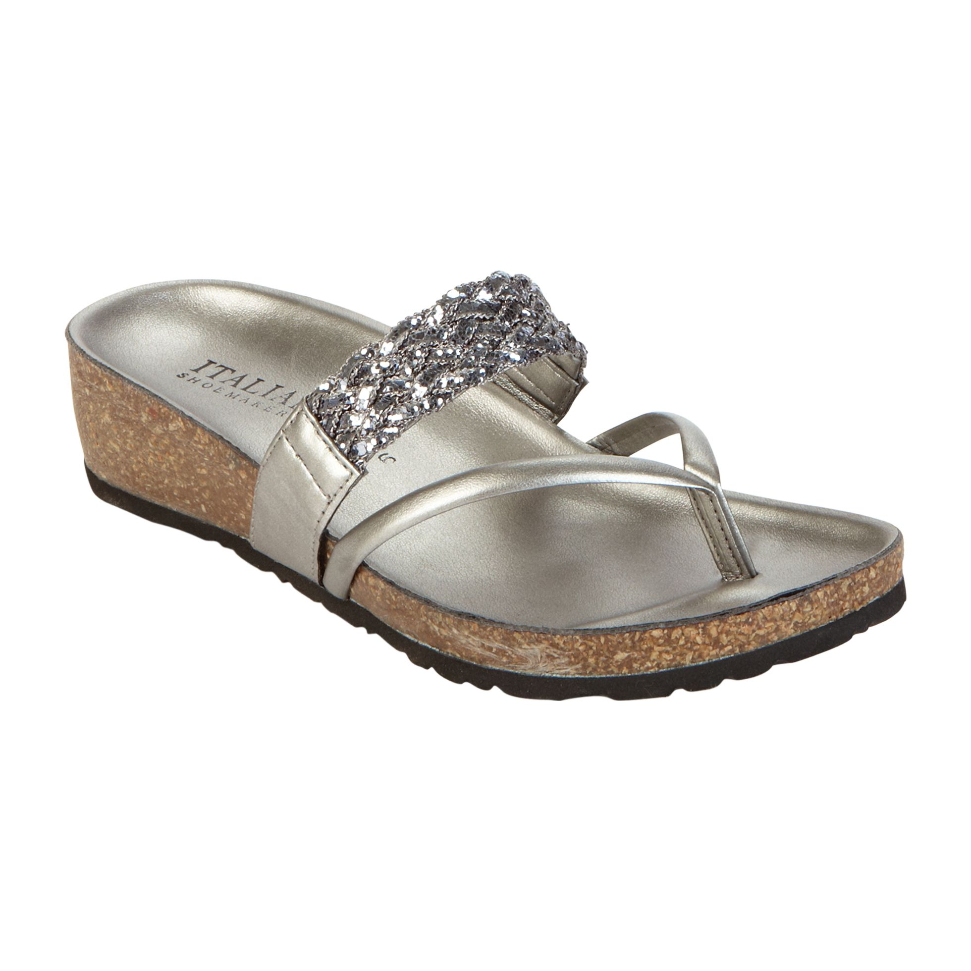 Italian Shoemakers . Women' Play - Pewter Clothing