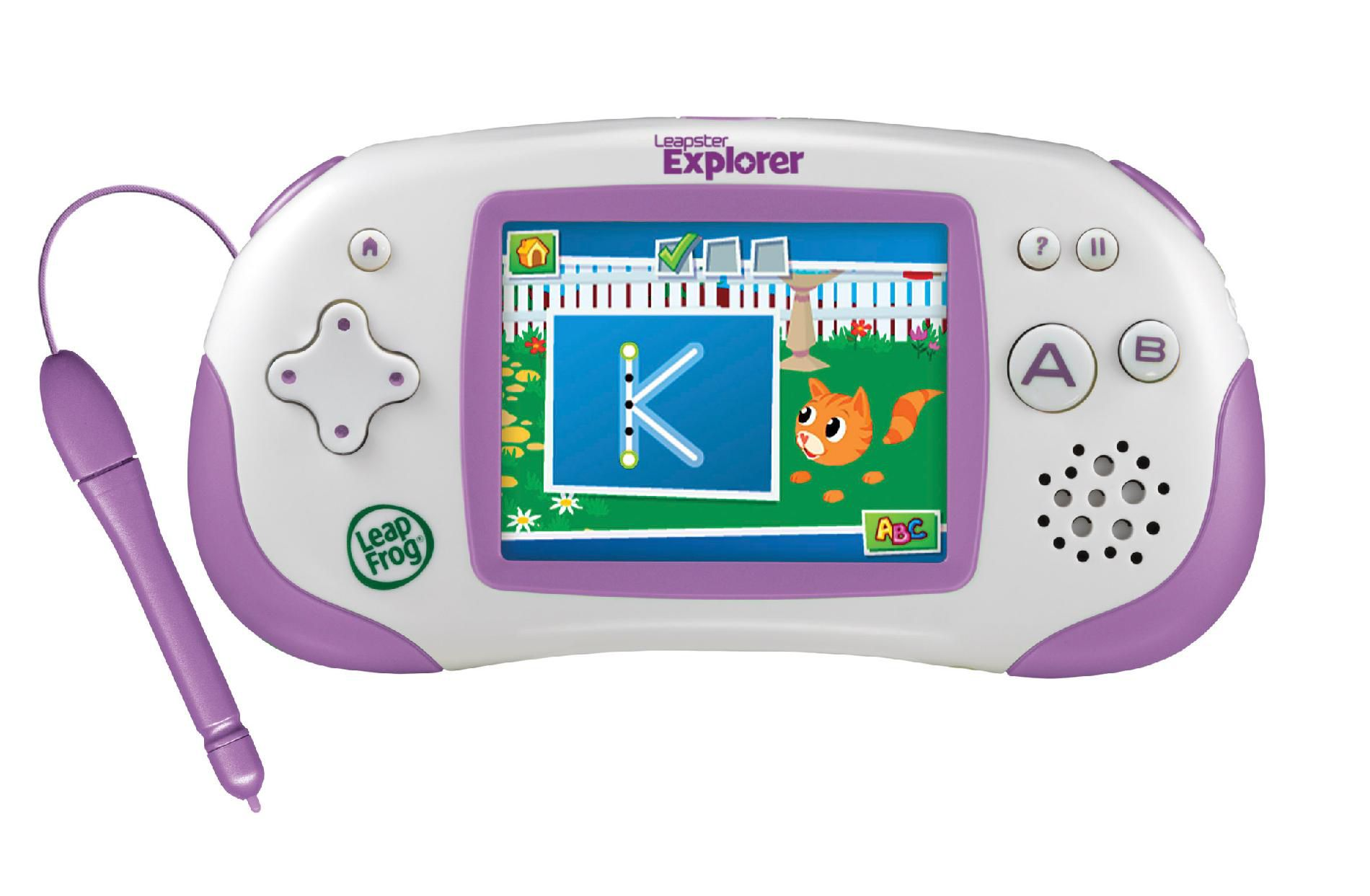 Leapster Explorer Learning Experience