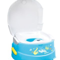 Safety 1st Potty Chair Menards Outdoor Lounge Chairs Musical Talkin And Step Stool Baby