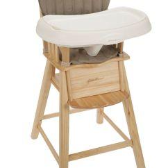 Eddie Bauer Wood High Chair Linen Dining Covers Australia Sonoma