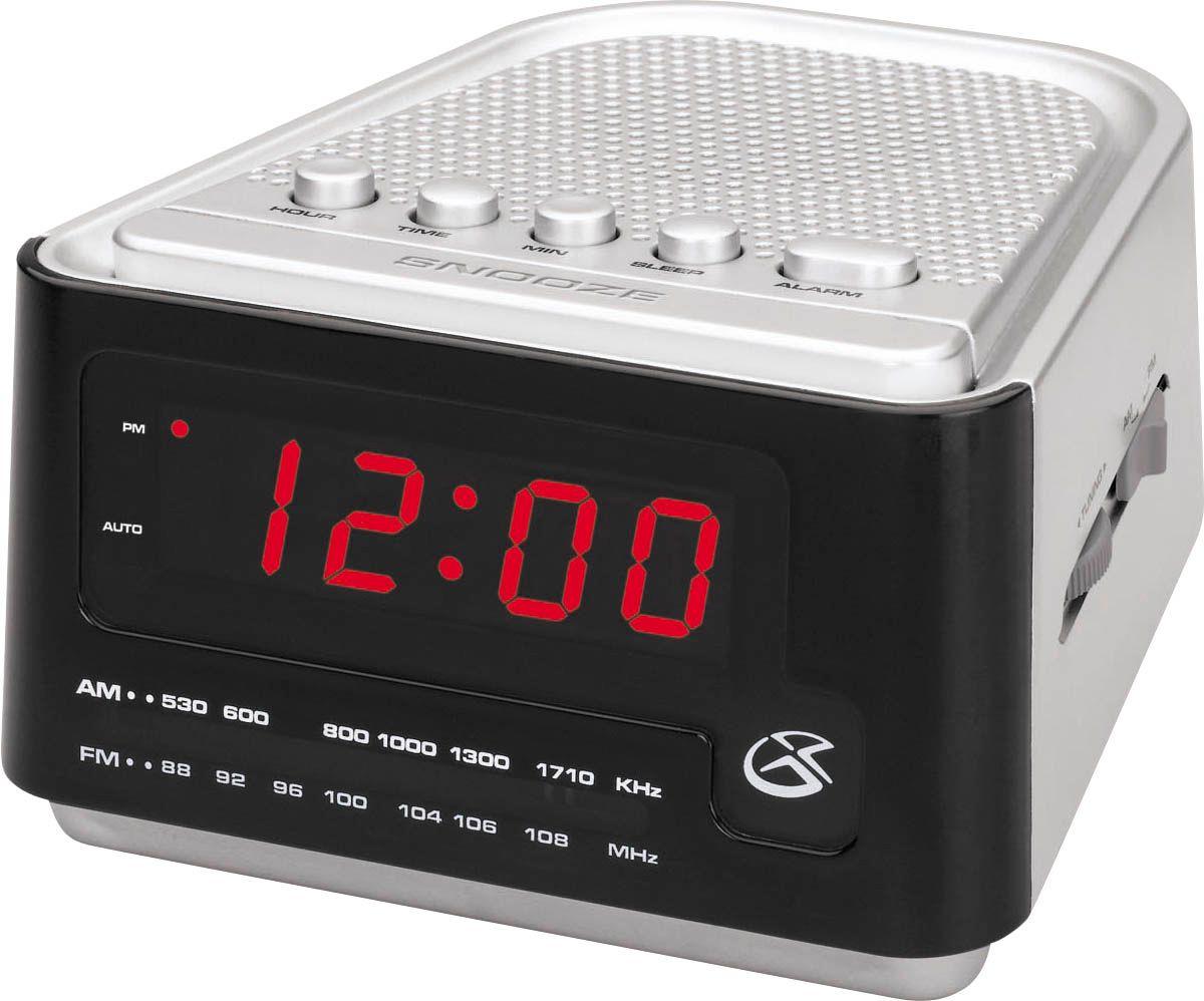 Undercounter Digital Clock Radio Digital Tuner