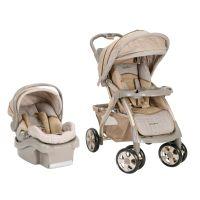 Eddie Bauer Travel System / Stroller and Infant Car Seat