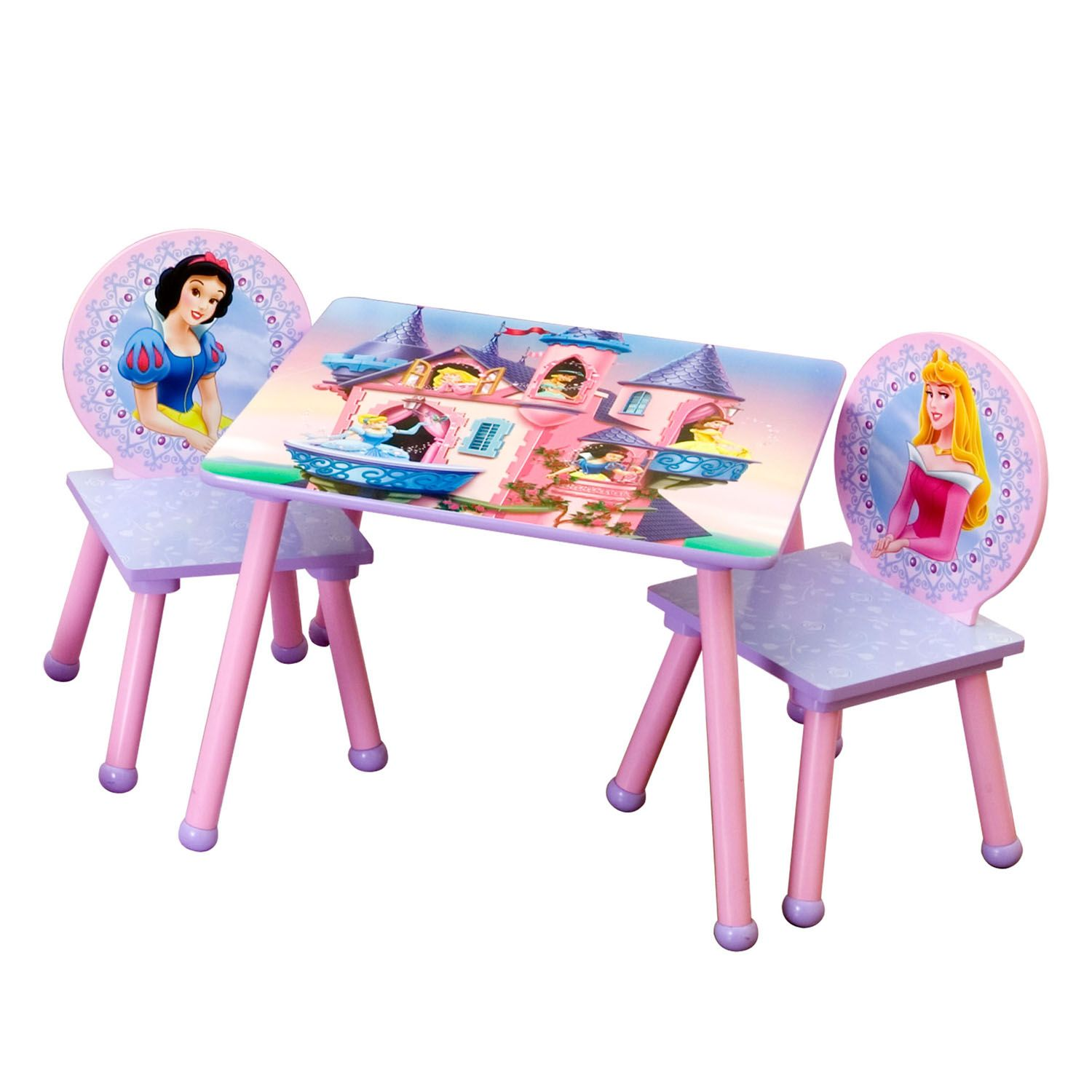 kids table and chair set kmart the vacant disney princess