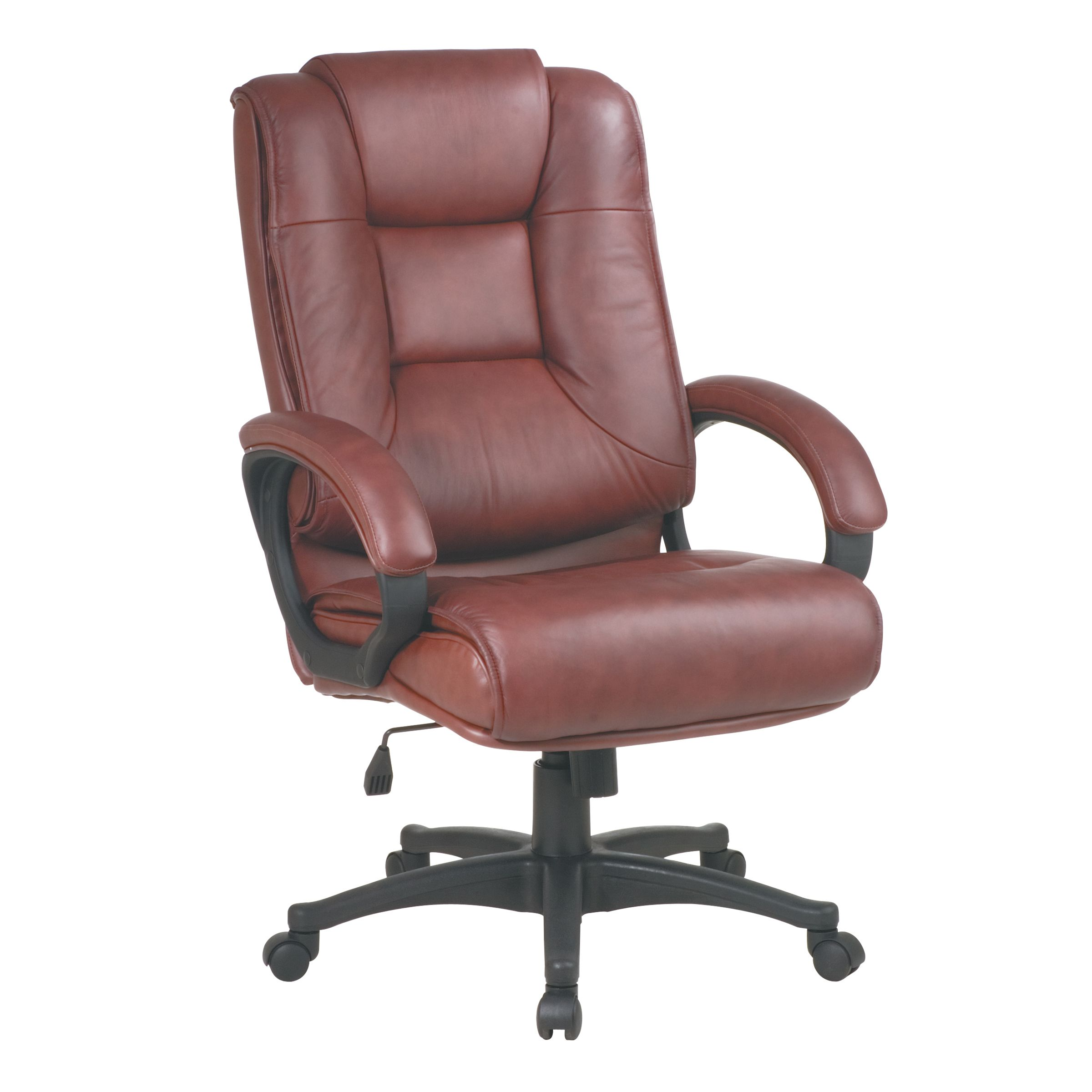 Leather Office Chair  Kmartcom