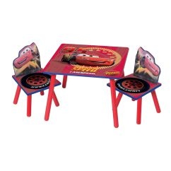Disney Table And Chair Set Desk Walmart Cars Chairs