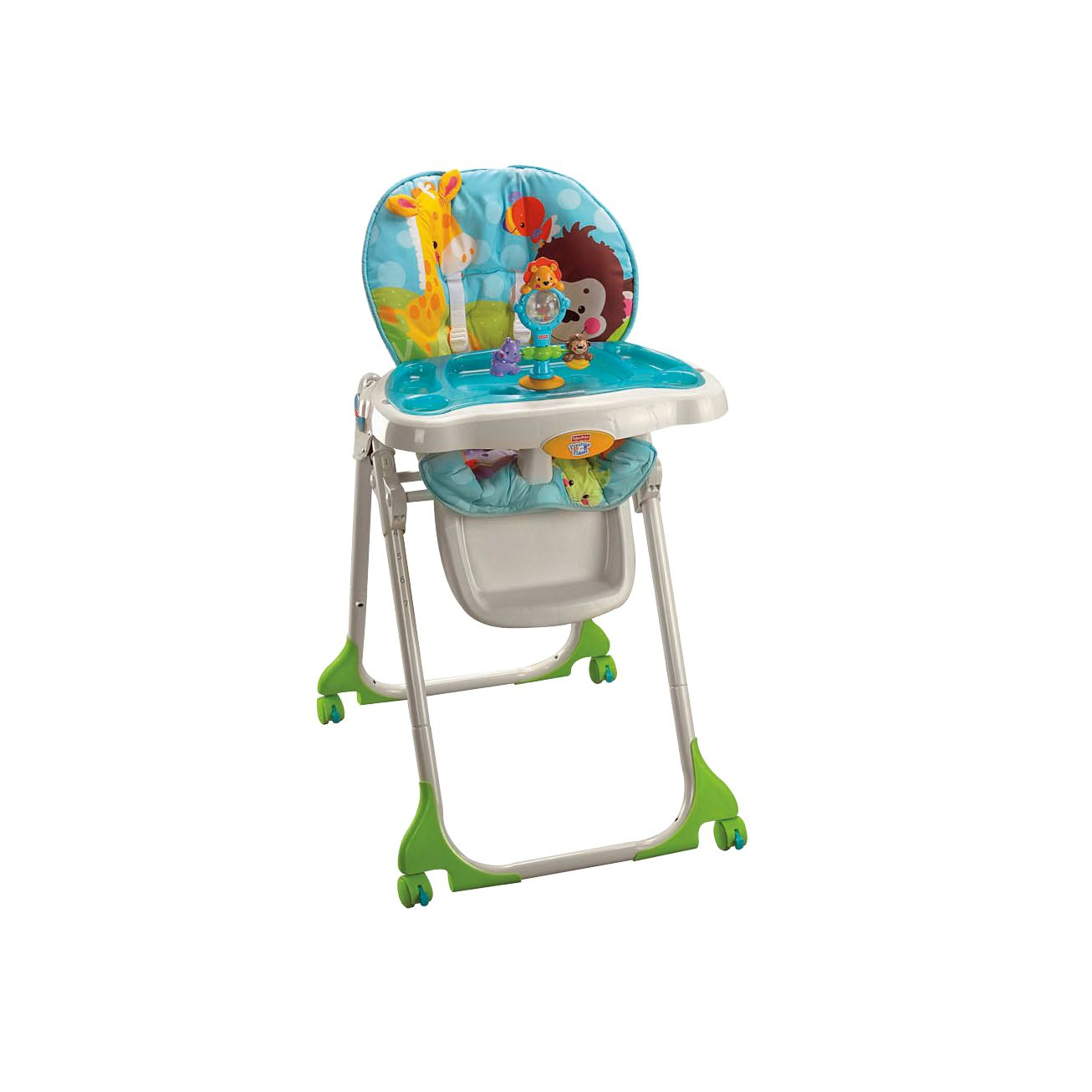 fisher price booster high chair wooden futon chairs precious planet highchair baby