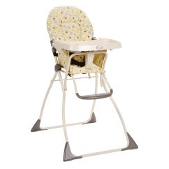 How To Fold Up A Cosco High Chair Glass Round Table And Chairs Safari In Africa Flat