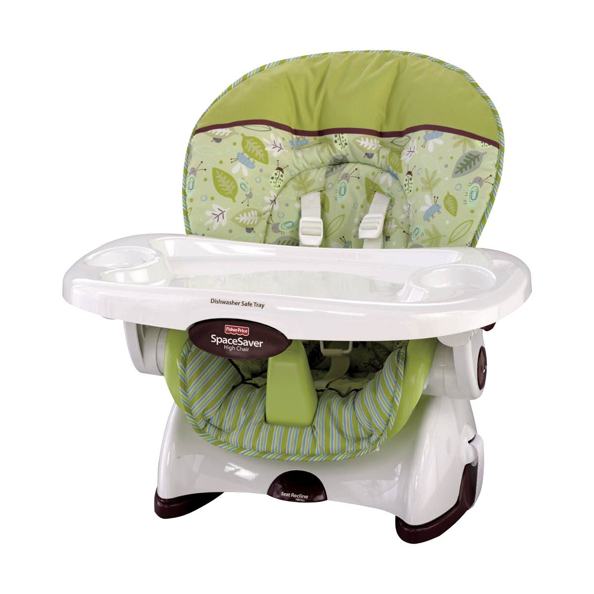 Space Saver High Chairs Fisher Price Space Saver High Chair Scatterbug Baby