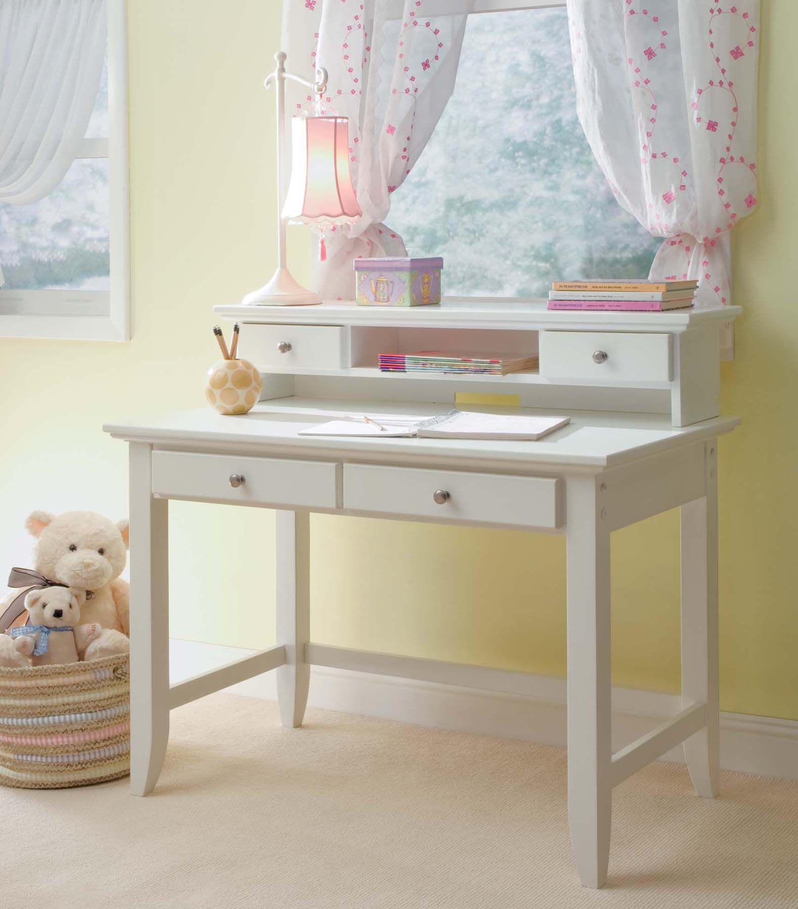 Desk Chairs For Teens Home Styles Naples Student Desk And Hutch