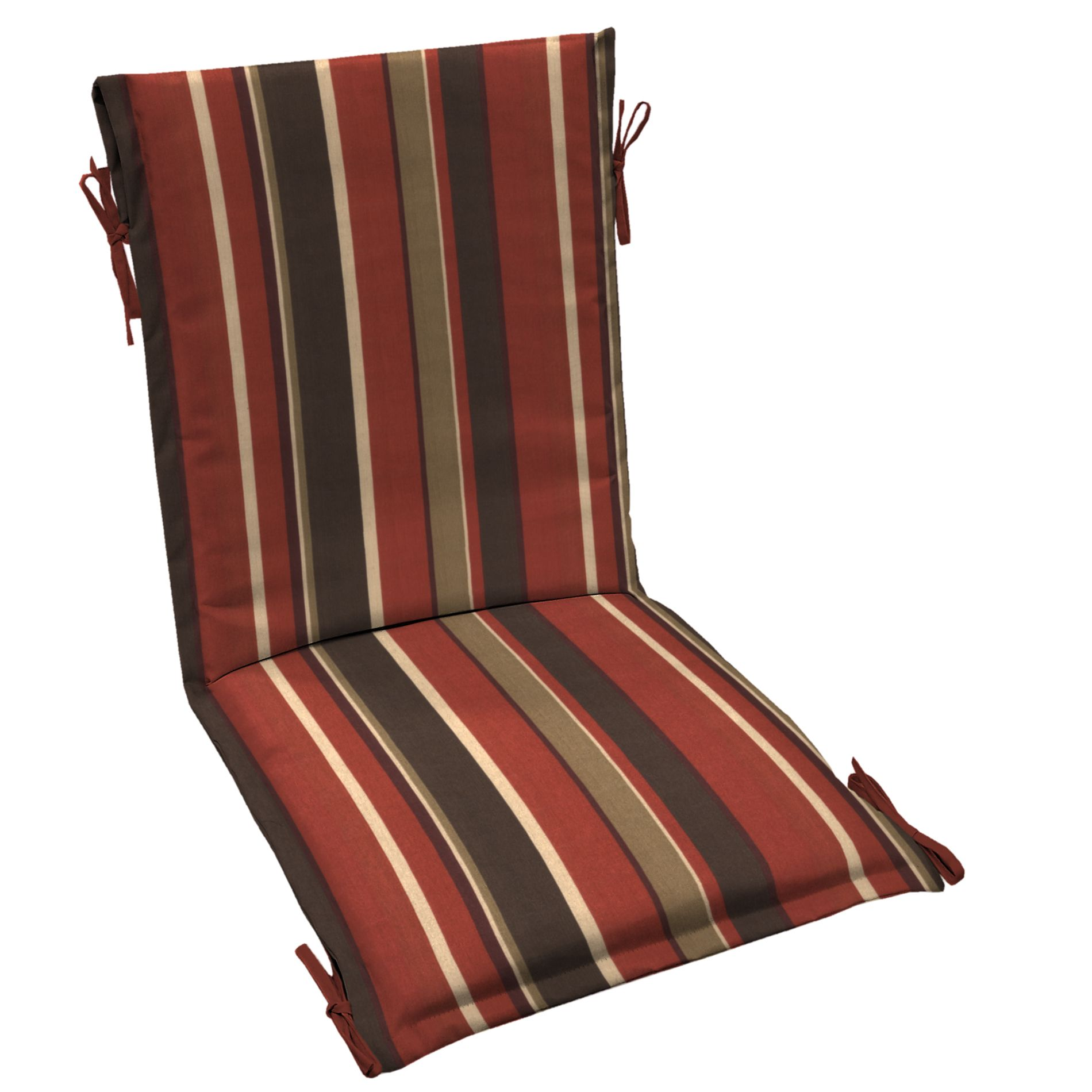 kmart chair cushions low cost covers great barr arden outdoor patio sling cushion monserrat stripe