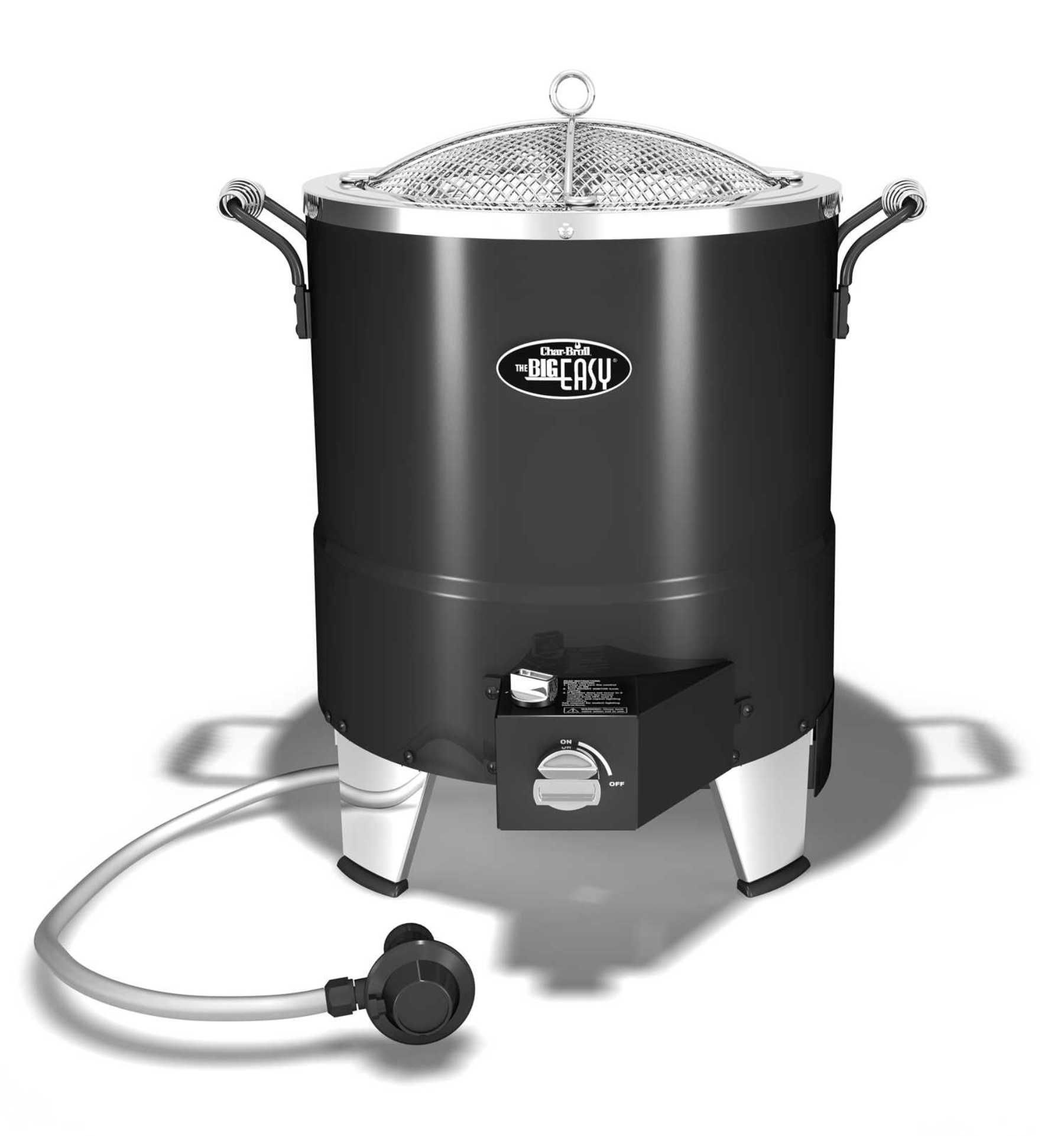 CharBroil TRUInfrared The Big Easy Oilless Turkey Fryer