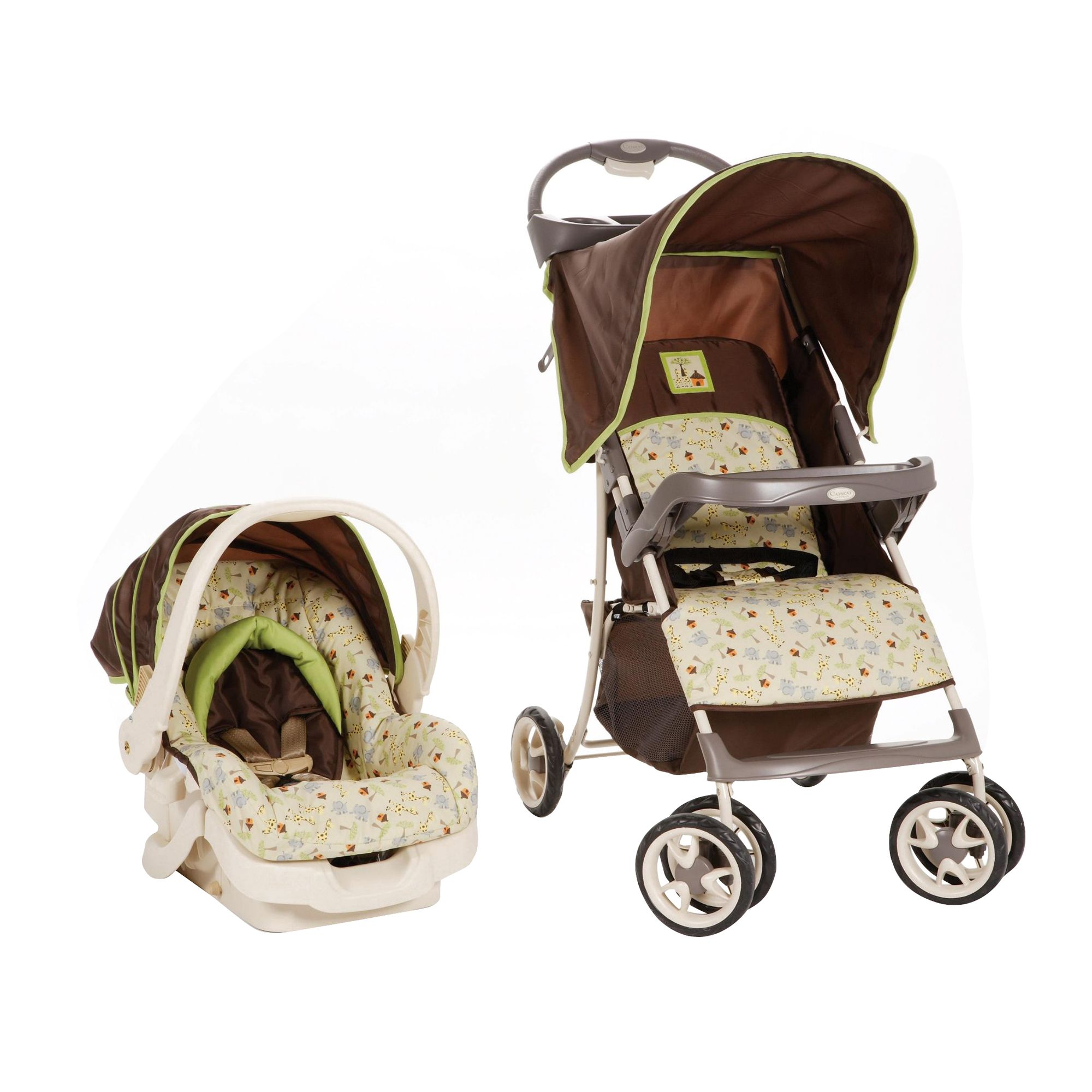 cosco baby chair walmart outdoor safari in africa collection travel system