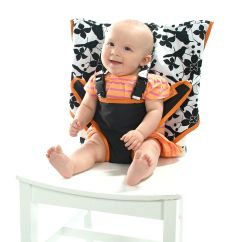 Baby Travel High Chair Hot Tub Upc 628009000052 My Little Seat Coco Snow