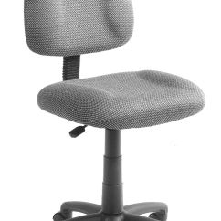 Posture Deluxe Chair Master Bedroom Lounge Boss Office Products Grey Fabric