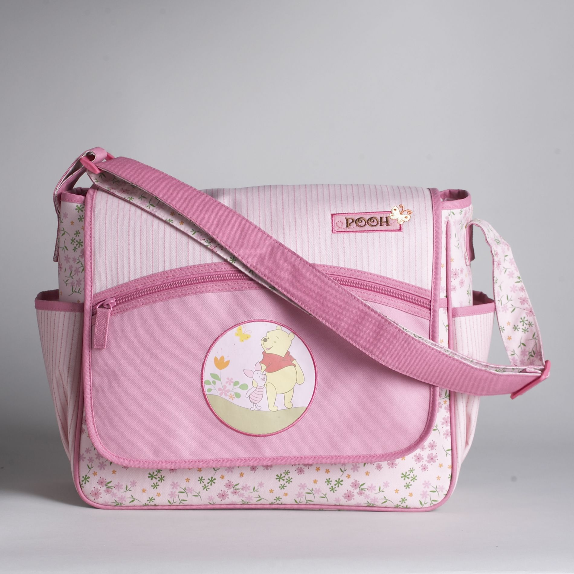 Winnie the Pooh Diaper Bag for Girls