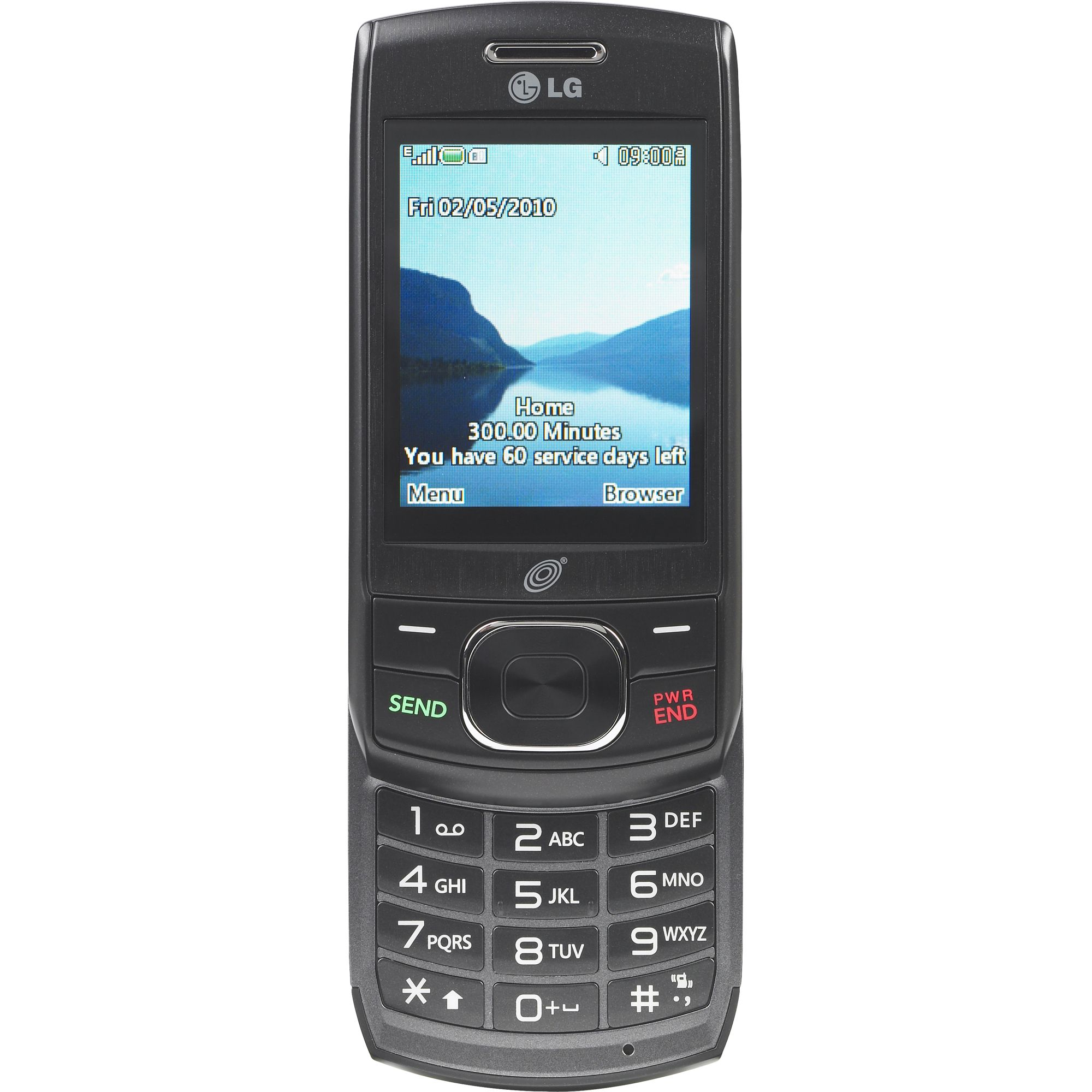 Net10 Ntlg620gp4-n3 Lg 620g Pre-paid Cell Phone