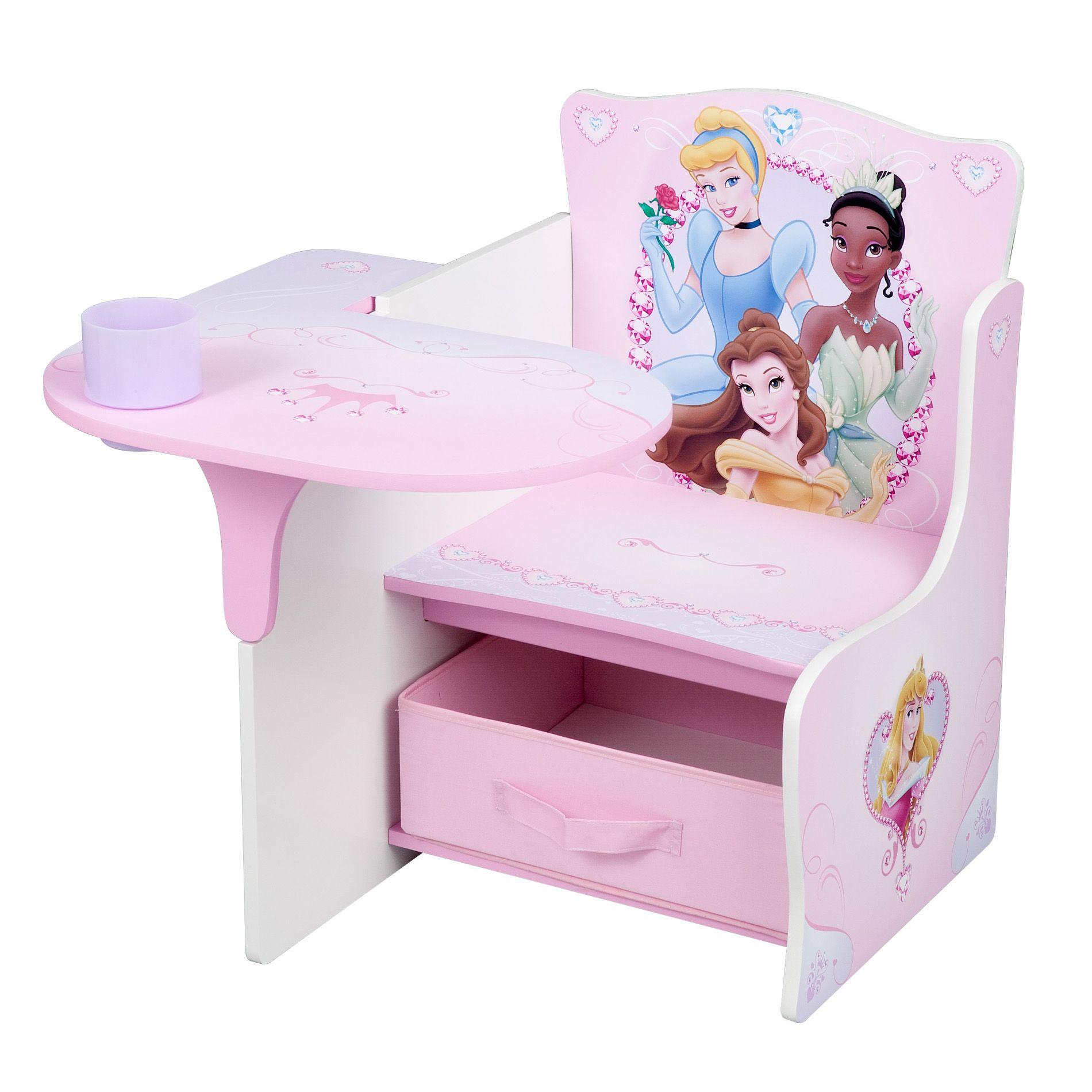 disney princess chair batman table and chairs tiana princesses my 1st desk