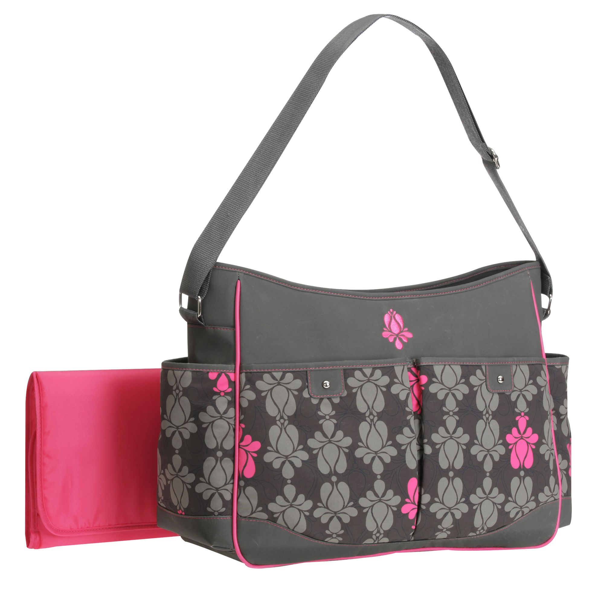 Baby Boom Alhambra Collection Hobo Diaper Bag