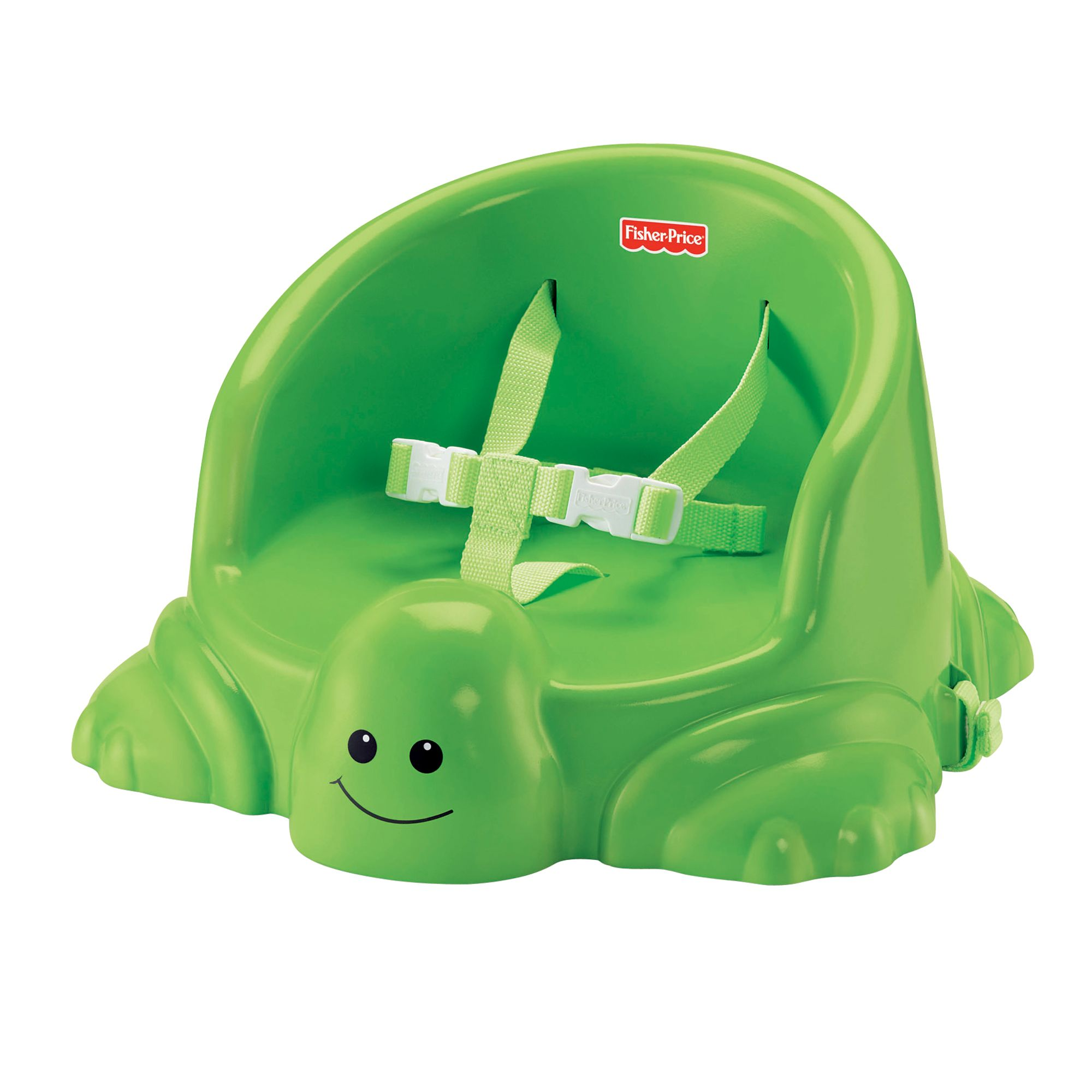 fisher price booster high chair dining seat covers spotlight table time turtle baby gear