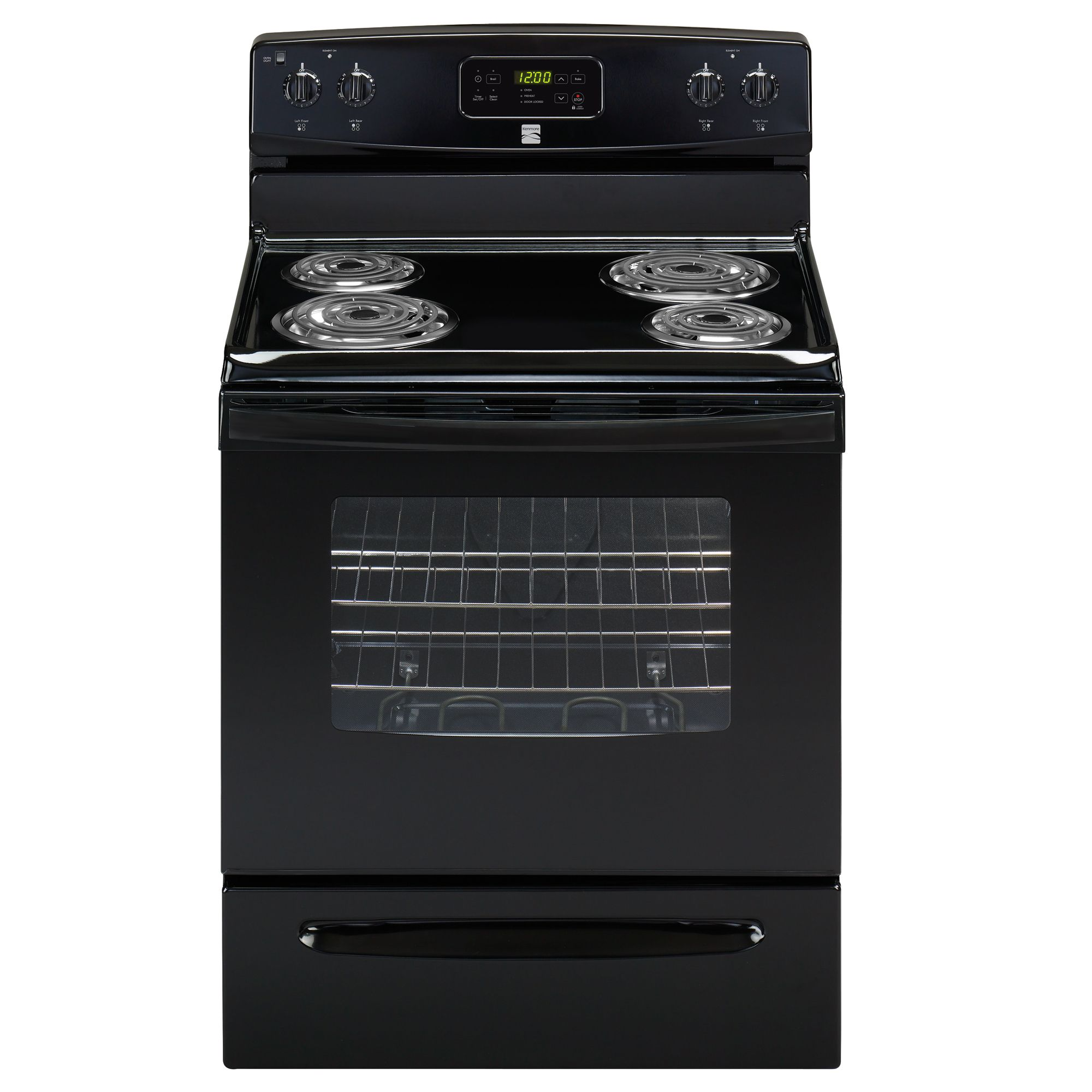 Kenmore Elite Electric Range Model 79046703606