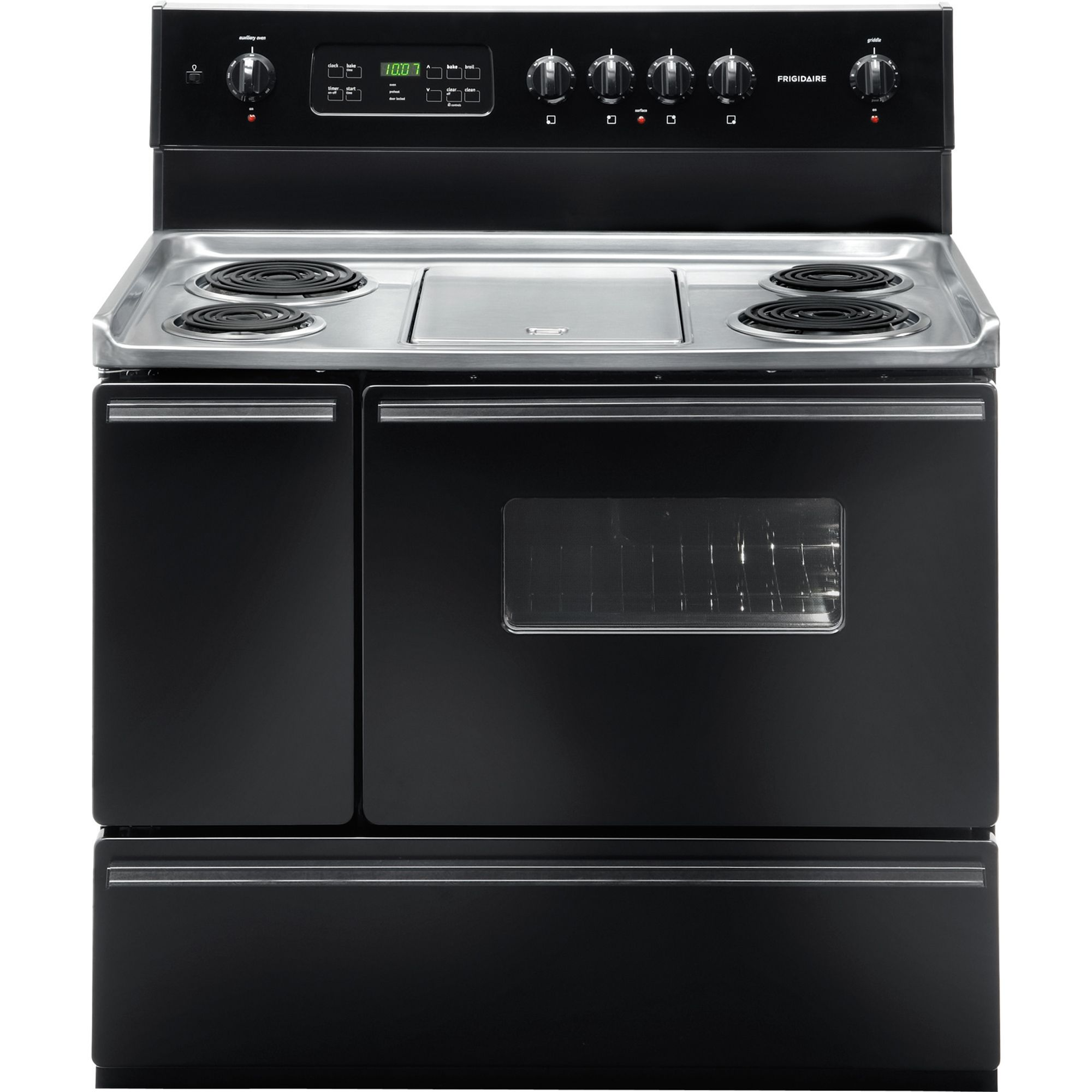 Frigidaire 40 Inch Electric Range Double Oven
