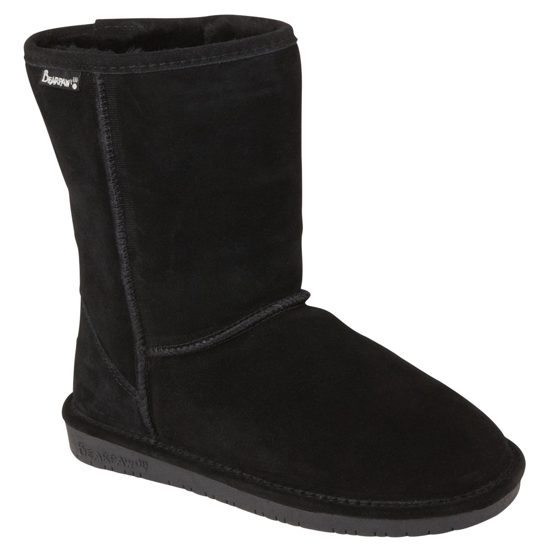 Bearpaw Women' Emma Boot - Black