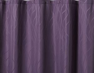 Fun Fabric Shower Curtain