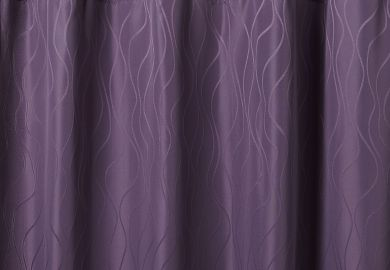 Fun Fabric Shower Curtain