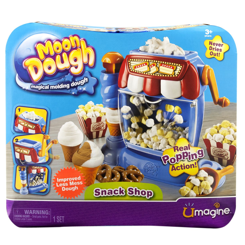 Moon Dough Snack Shop Toys Games Arts Crafts