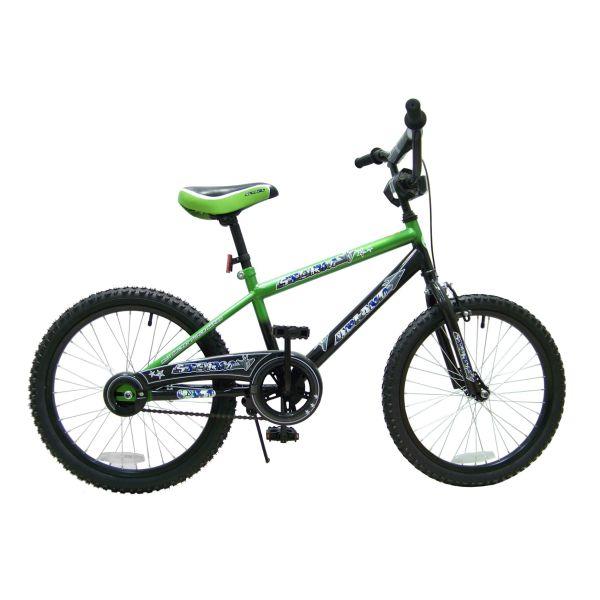 20 Inch Mongoose Boys Bike Green