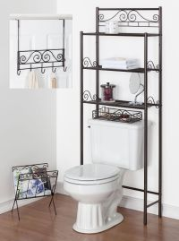 Scroll Bathroom Set with Bronze Finish: Style and Function ...
