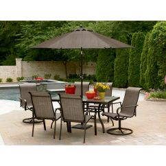 Garden Oasis Patio Chairs Sun Lounge Target East Point 7 Pc Dining Set Shop Your Way Online