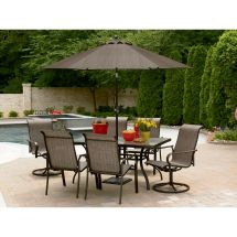 Garden Oasis East Point 7 Pc. Dining Set