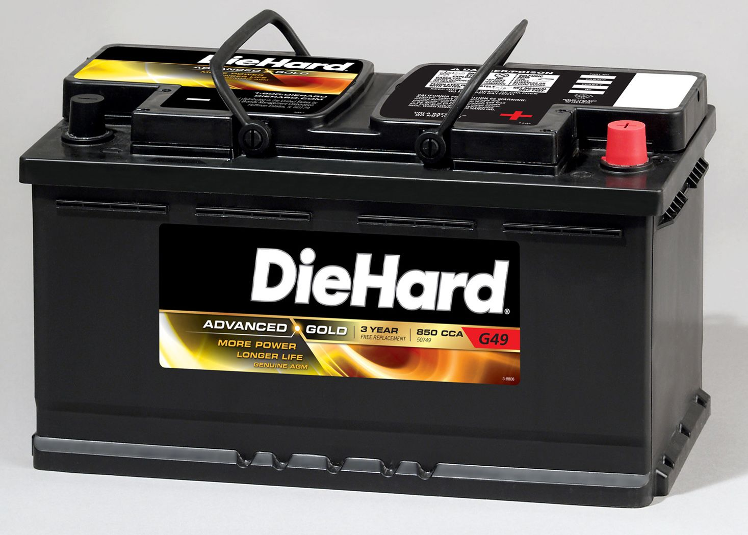 medium resolution of diehard gold agm automotive battery group size ep 49 price with exchange
