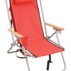 Wearever Backpack Chair Hawaiian Sun Chairs