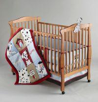 Disney 101 Dalmatians Five-Piece Baby Crib Bedding Set ...