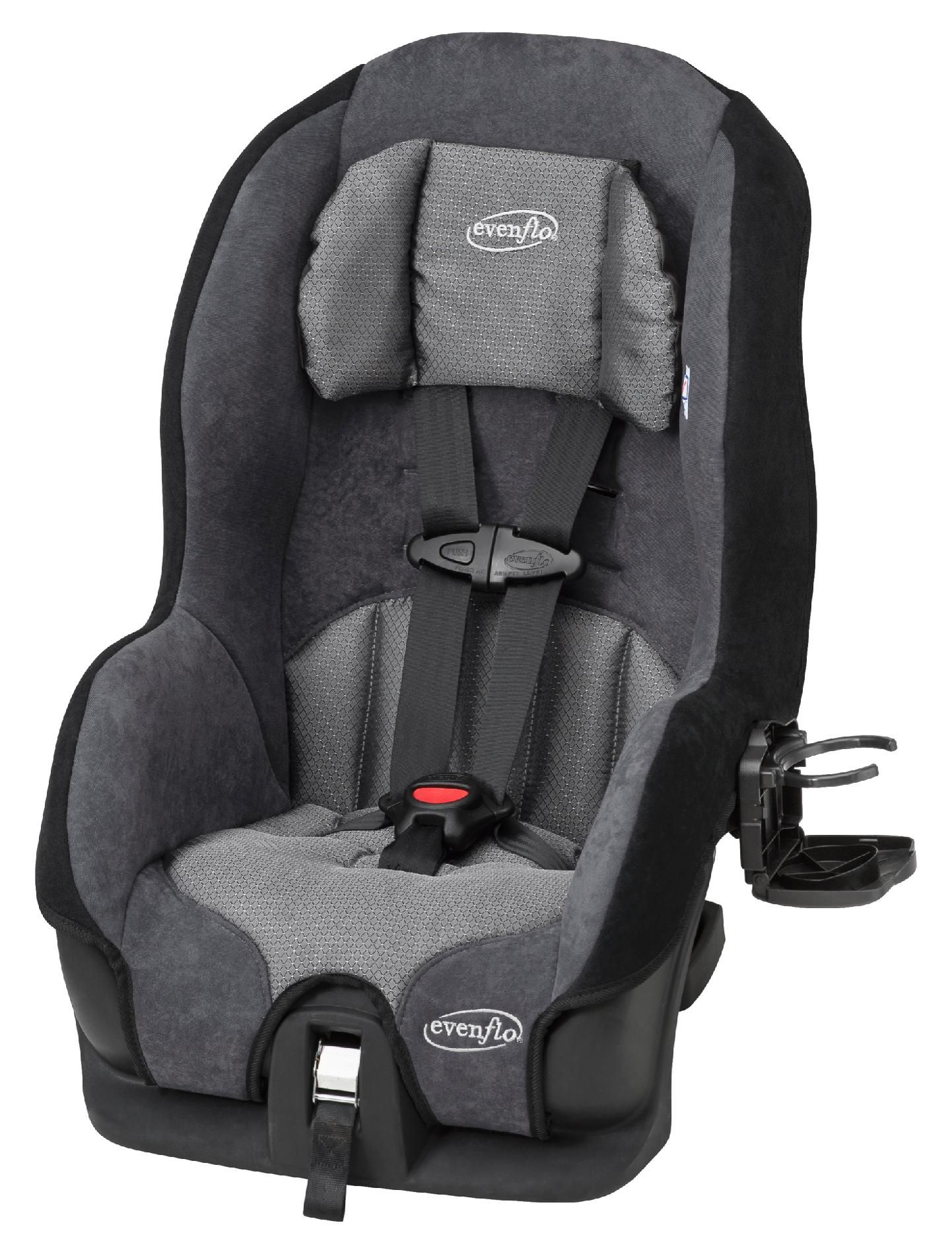 Evenflo Car Seat Canopy Replacement & Evenflo-nuture-baby-car-seat-cover-cushion-black