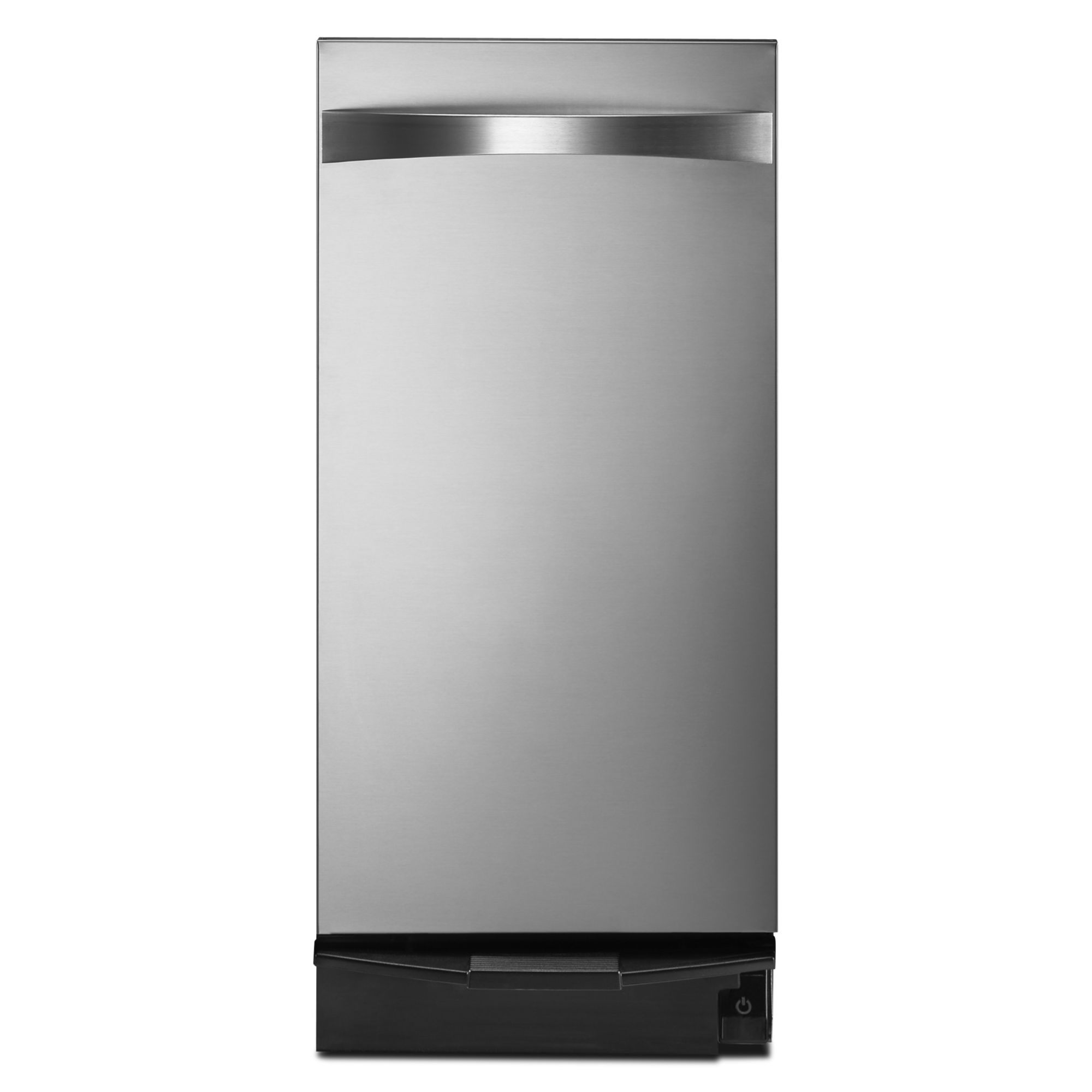 kitchen trash compactor best way to refinish cabinets kenmore elite 14733 1 4 cu ft stainless steel