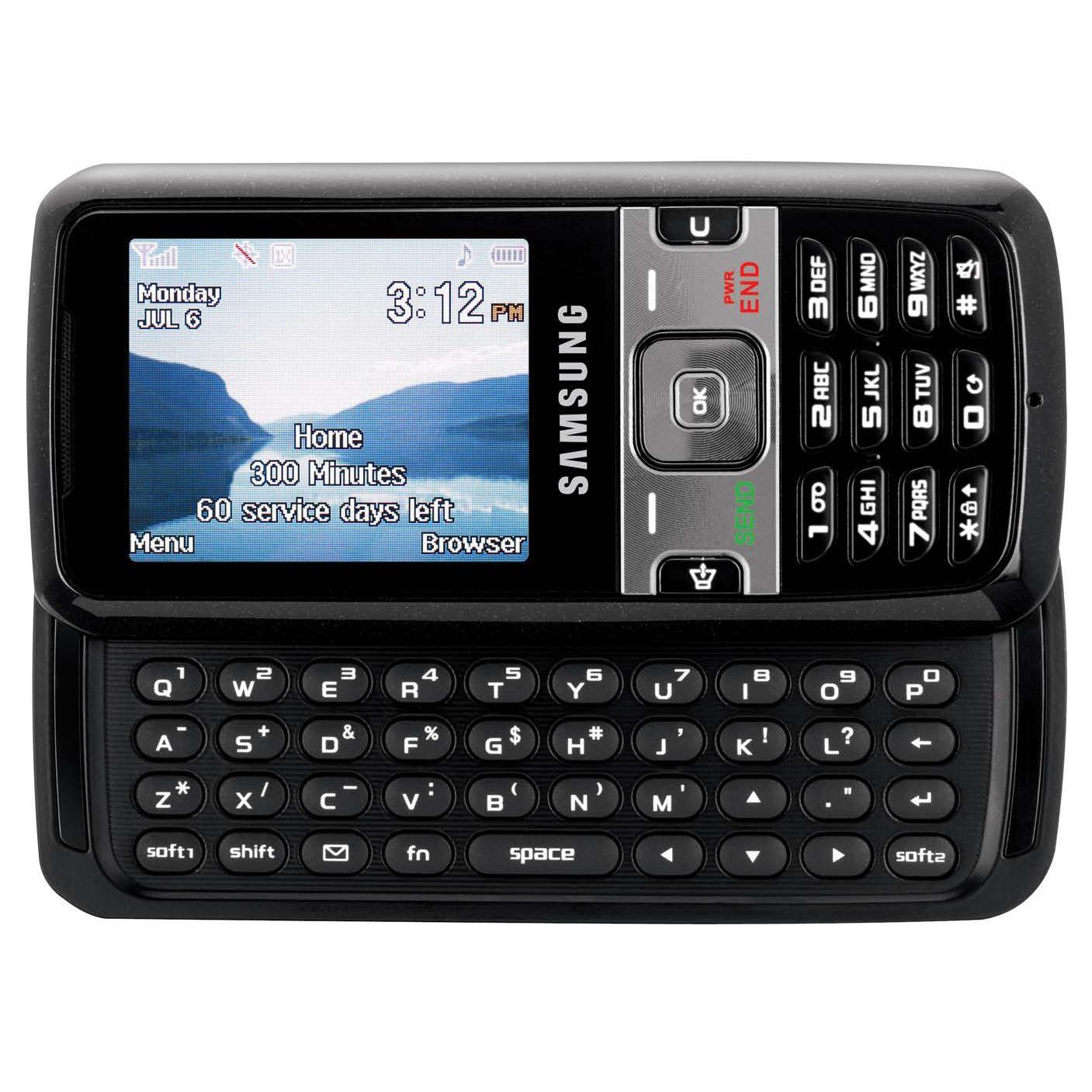 Tracfone Net10 Prepaid Mobile Phone - Samsung R451c Cdma