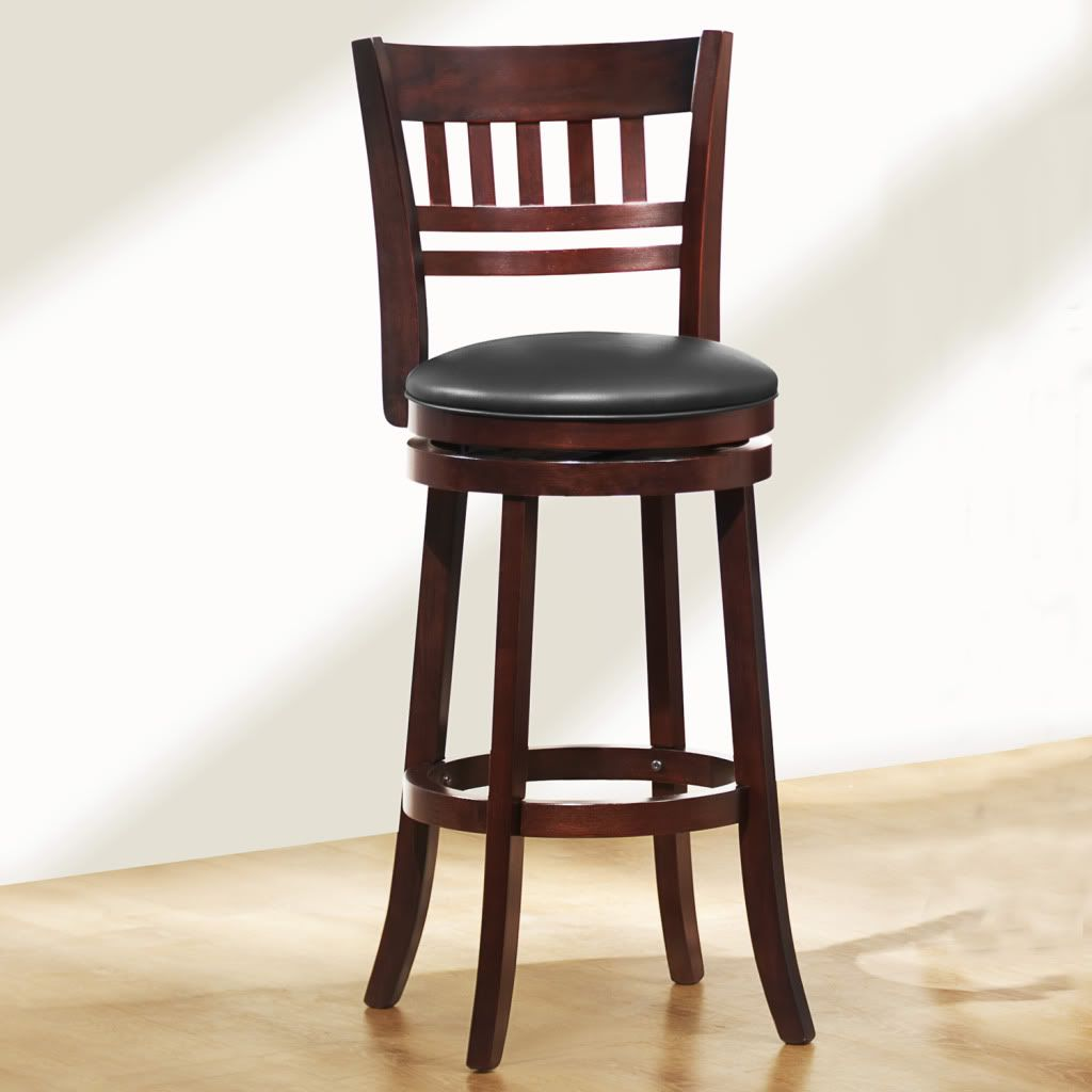 counter height chairs with back metal chair wood seat oxford creek contemporary 29 in h swivel
