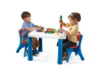 Step 2 Lifestyle Table & Chairs Set - Baby - Toddler ...