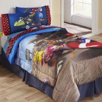 Licensed Kids Super Mario Twin/Full Comforter - Home - Bed ...