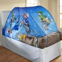 Tents Selena: Nintendo Boy's Super Mario Bed Tent
