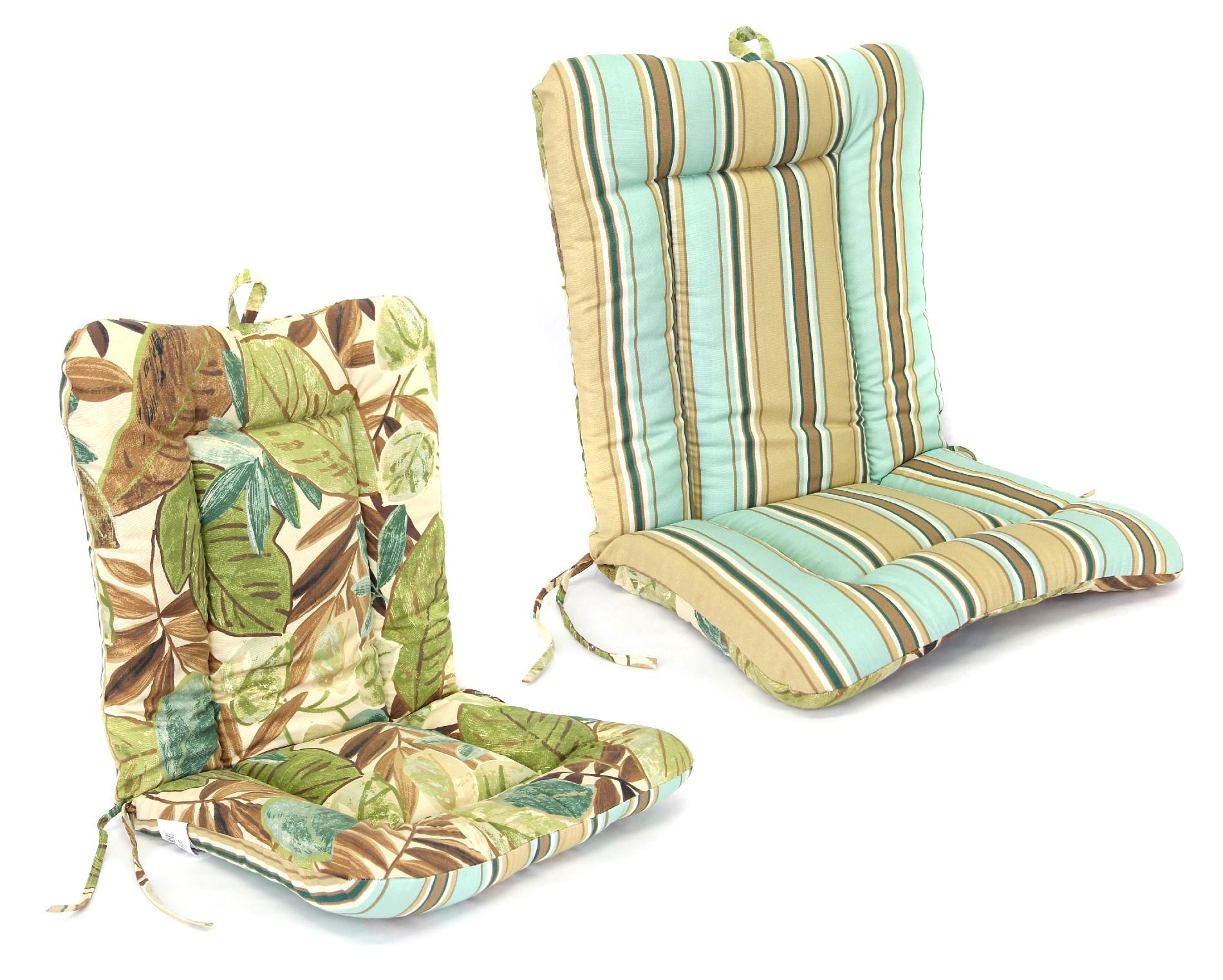 Patio Chair Replacement Cushions Jordan Manufacturing Co Inc Euro Style Chair Cushion Outdoor