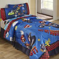 Nintendo Super Mario Twin Comforter - Home - Bed & Bath ...